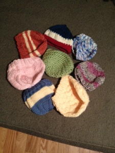 preemie caps July 2014